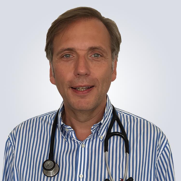 Dr. Markus Huntemann, Hausarzt und Internist in Lüdenscheid