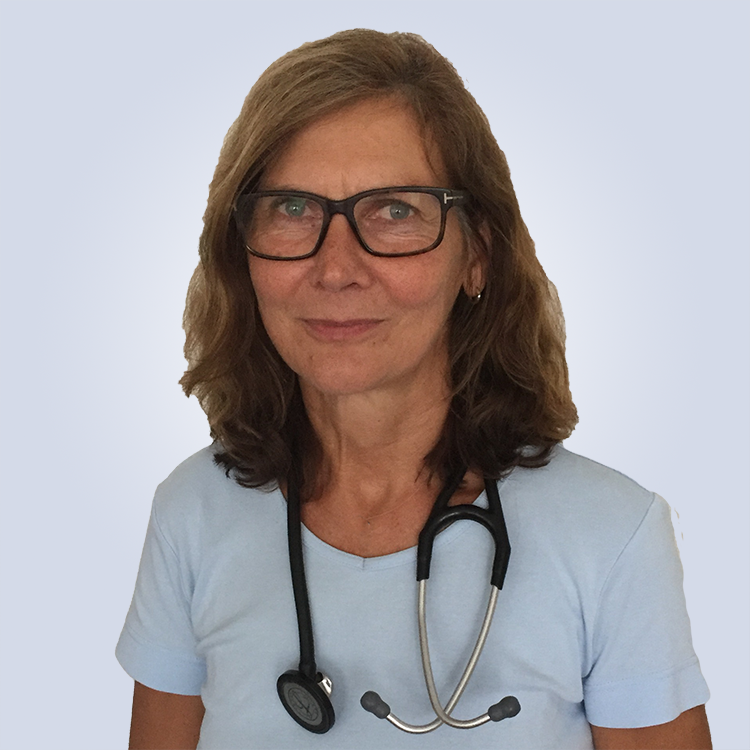 Frau Dr. med. Ingrid Huntemann, Internistin u. Hausärztin in Lüdenscheid