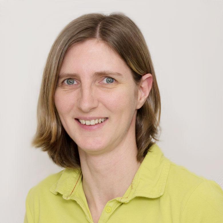 Frau Kühnel, medizinisch technische Angestellte der Praxis Dres. Huntemann