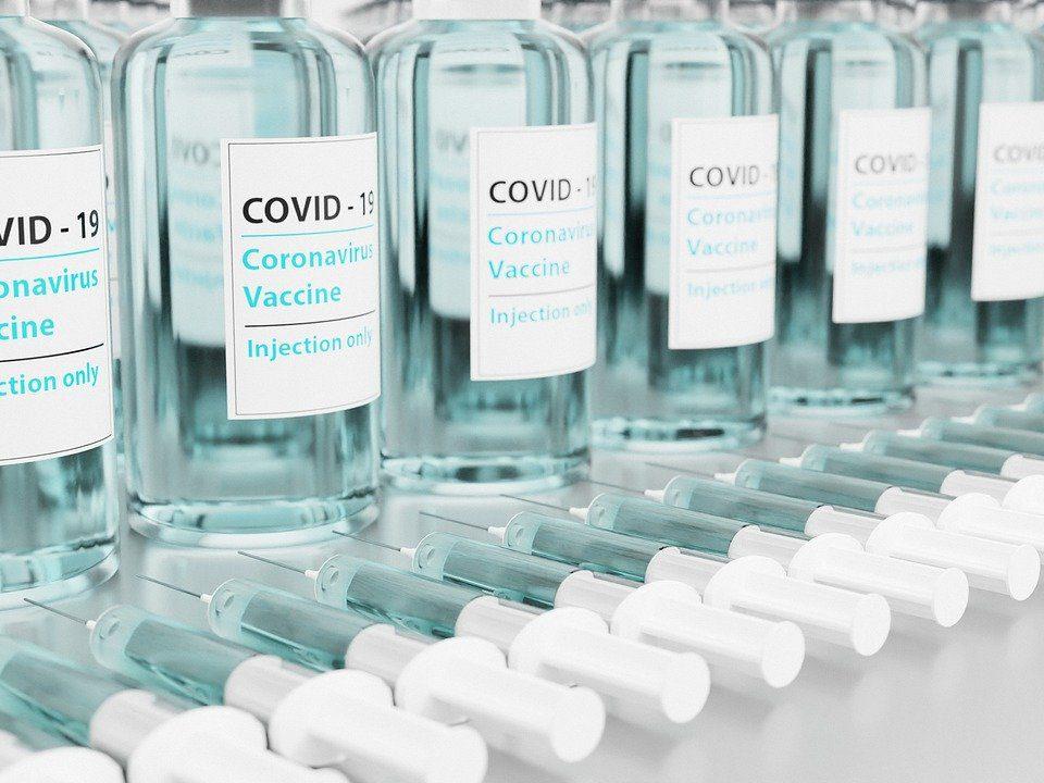 COVID 19 Impfung Hausarztpraxis Huntemann Lüdenscheid